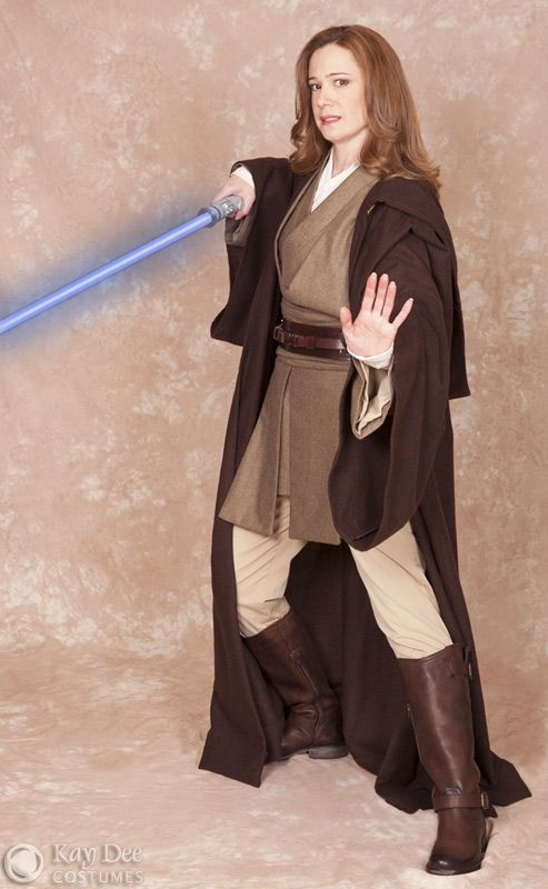 Female Jedi Costume                                                       …