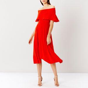 BROOKE BANDEAU DRESS