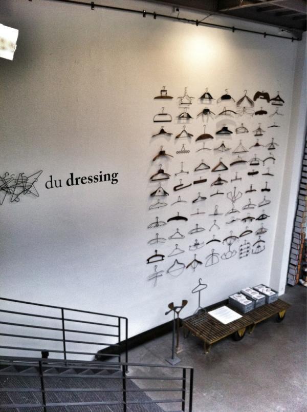 hanger display