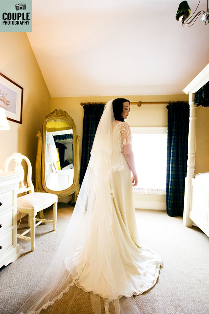 A beautiful Conyngham Arms Bride <3