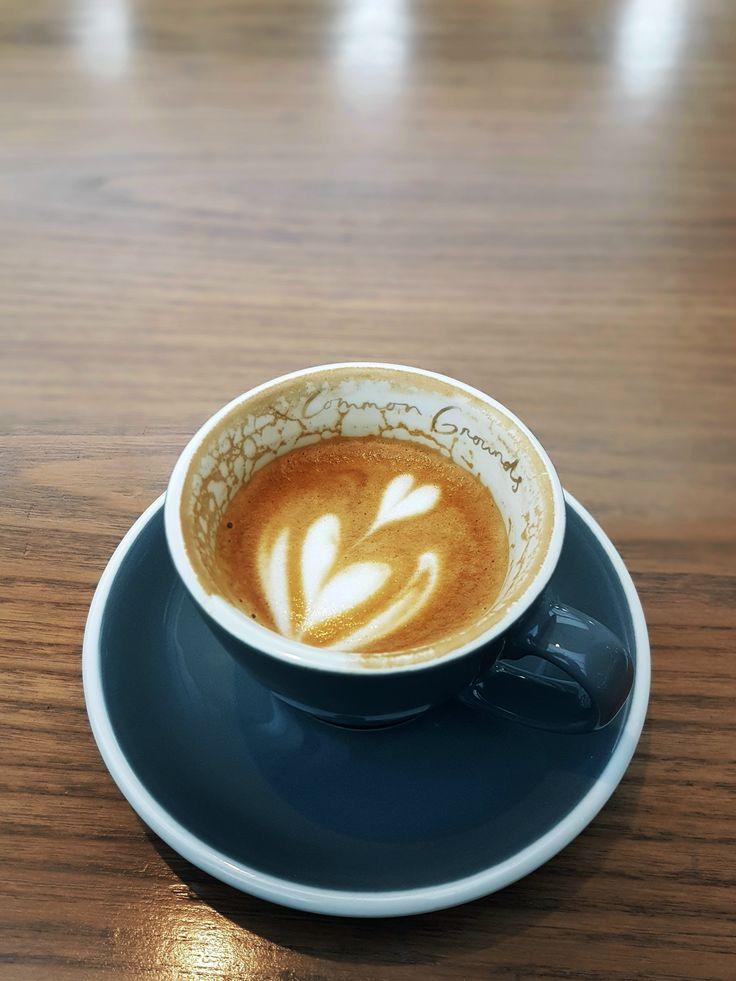 """Cappuccino"", Common Grounds"", Jakarta"