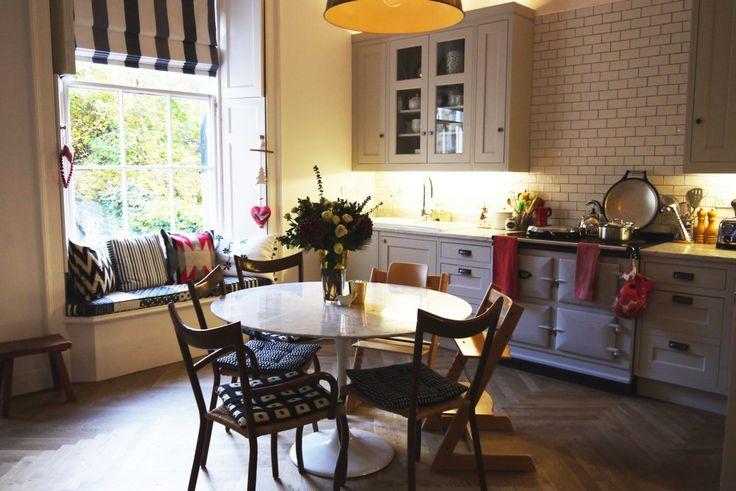 Chris and Sam's Elegant Family Duplex in Edinburgh House Tour | Apartment Therapy