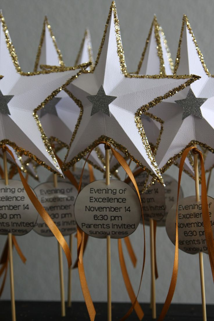 We had our Evening In Excellence this past week. It turned out great! The theme of the night was SHINE: A night of Stars   Of course I w...