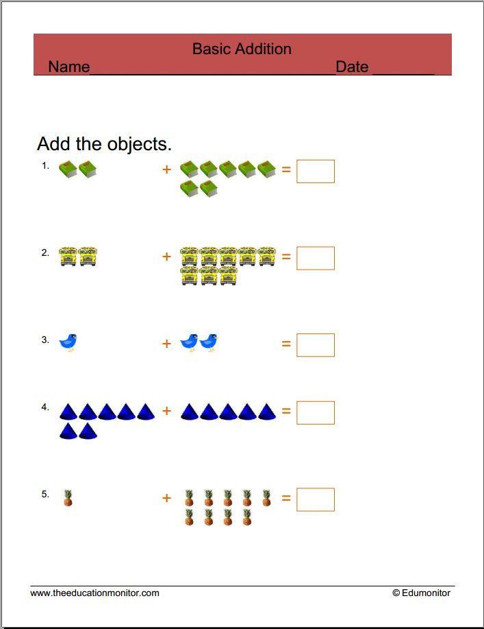The 75+ best Kindergarten Worksheets images on Pinterest ...