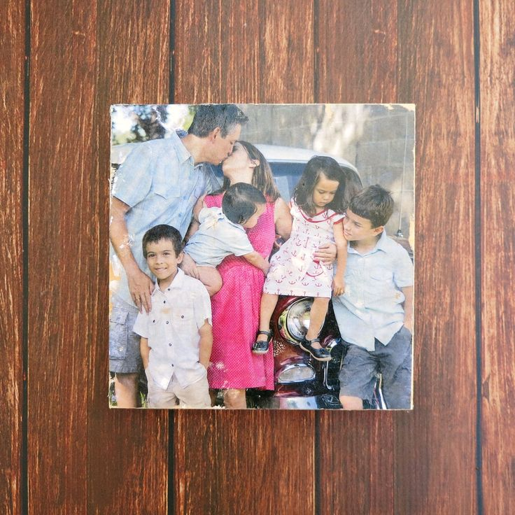 Learn how to transfer a photo to wood by using Mod Podge Photo Transfer Medium. This detailed video tutorial shows you what to do step by step.