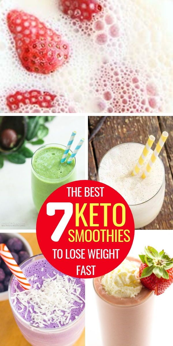 The 7 Best Keto Smoothie Recipes To Stay In Ketosis Keto Smoothie Recipes Meal Replacement Smoothies Smoothies With Almond Milk