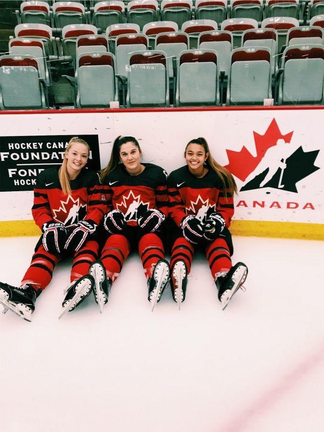 Vsco Stephmarkowski Images Hockey Girls Hockey Pictures Women S Hockey