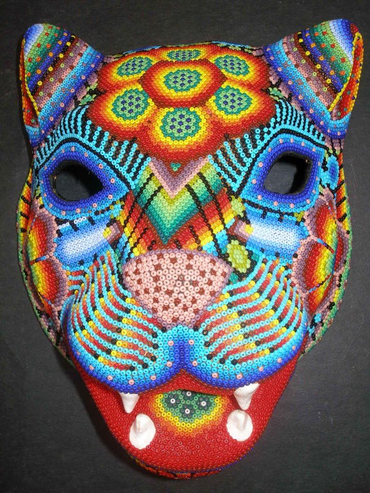 10 best images about huichol latin beading on pinterest
