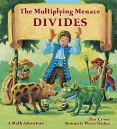 Teaching Division with Math Children's Books -- Make Division Lessons Fun! 3rd to 5th grade