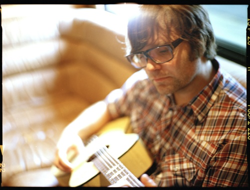 Ben Gibbard * The Postal Service * Death Cab for Cutie...among others ♥