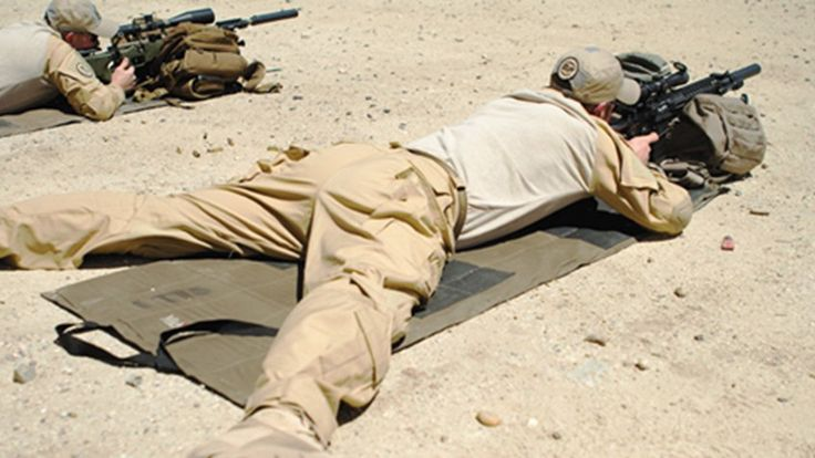 Precision Rifle Shooting Tips: The Prone Position