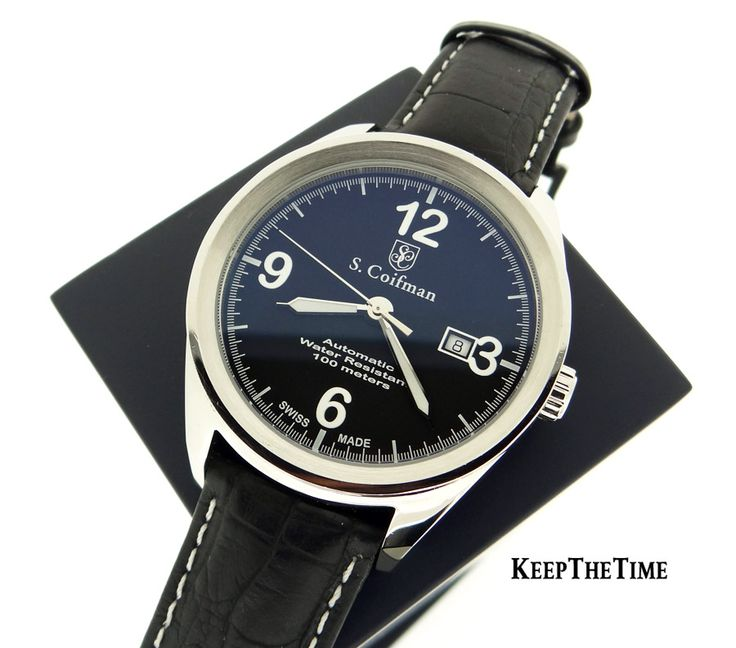s coifman romano sc0069 swiss automatic watches