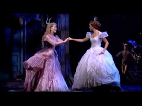 """RODGERS + HAMMERSTEIN'S CINDERELLA (Broadway) - """"Impossible"""" [LIVE @ CBS Thanksgiving Parade]"""