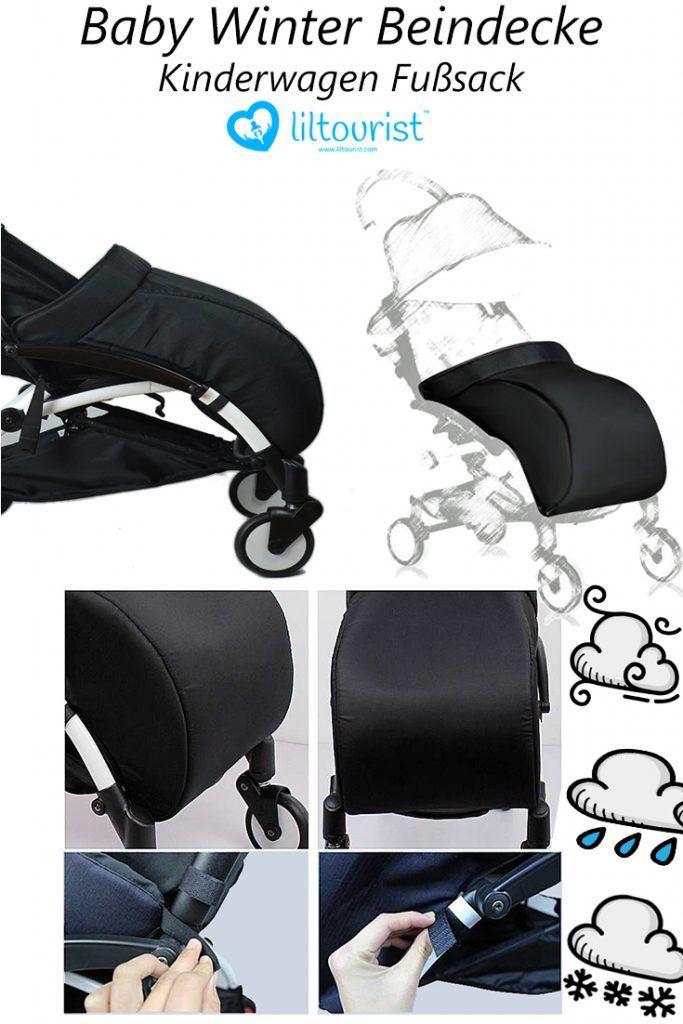 Winter Beindecke und Fußsack für Kinderwagen und Buggys