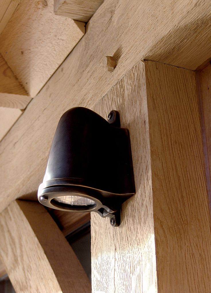 Wandlamp voor buiten brons, geborsteld nikkel of chroom met GU10