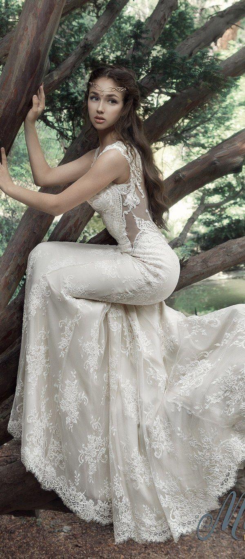 Milva Bridal Wedding Dresses 2017 Albena1 / http://www.deerpearlflowers.com/milva-wedding-dresses/8/