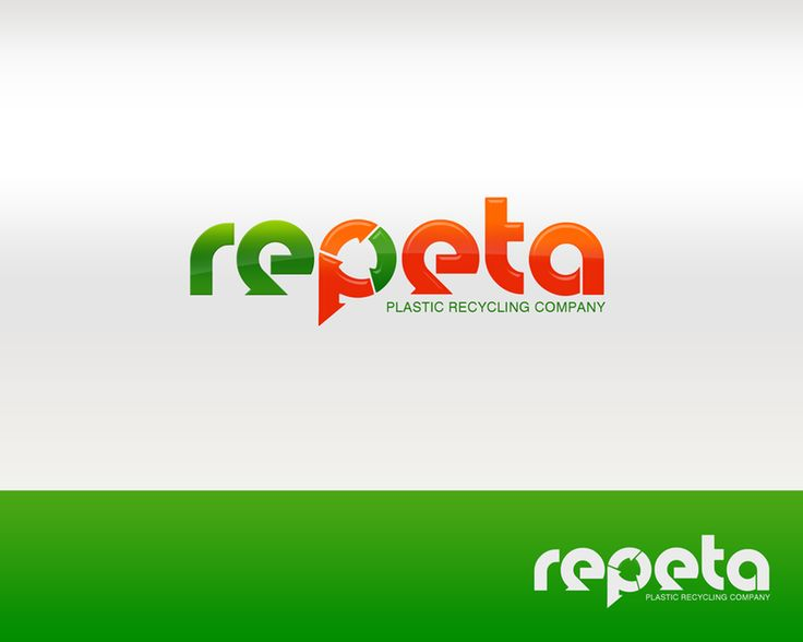Innovative Recycling company logo - serious creativity required. by Spear