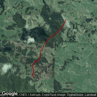 map Munn Road