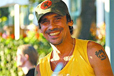 José Manuel Arturo Tomás Chao Ortega, más conocido como Manu Chao, es un cantautor francés de ascendencia española. (INTERNET)
