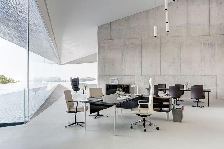 Actiu Longo #workspace #office #work #space #furniture #work #desk #workstation #custom #variety #team #meeting #commercial #design #interiors