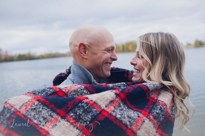Pike Lake Golf Course engagement session, Clifford Ontario - Pike Lake Golf Course, Clifford, Ontario, Mount Forest Wedding Photographer - Laurel Leaf Photography - Durham region wedding photographer - Muskoka wedding photographer