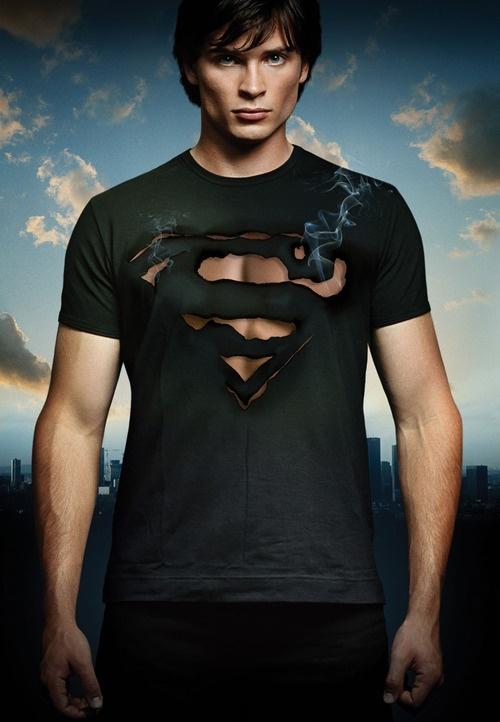 Smallville: Toms Well Smallville, Smallvilletom Well, Heroes,  T-Shirt, Smallvil Clark,  Tees Shirts, Superman Logos, Dream Guy, Clark Kent Smallville