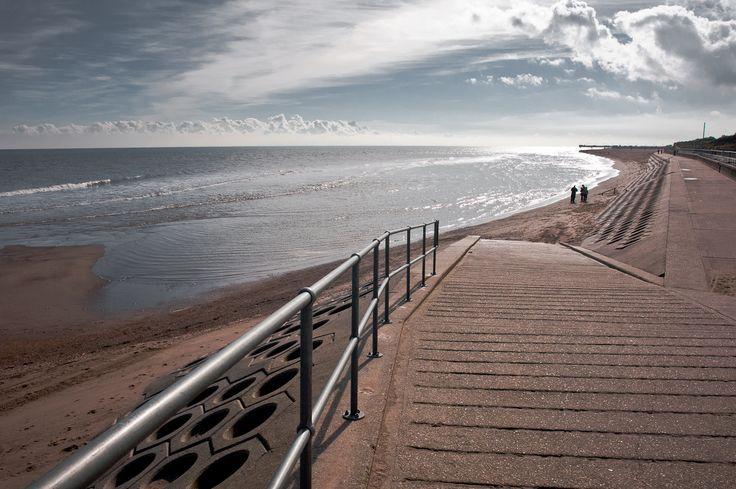 Sea View - Skegness, England by szlocsei.deviantart.com