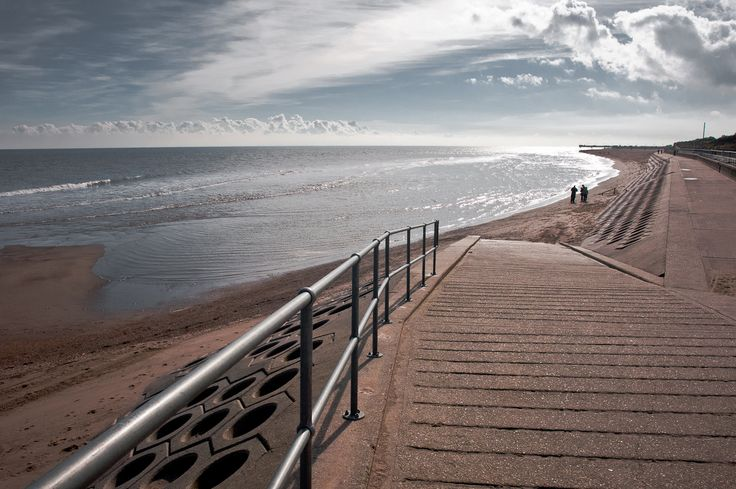 Sea View - Skegness, England by szlocsei.deviantart.com