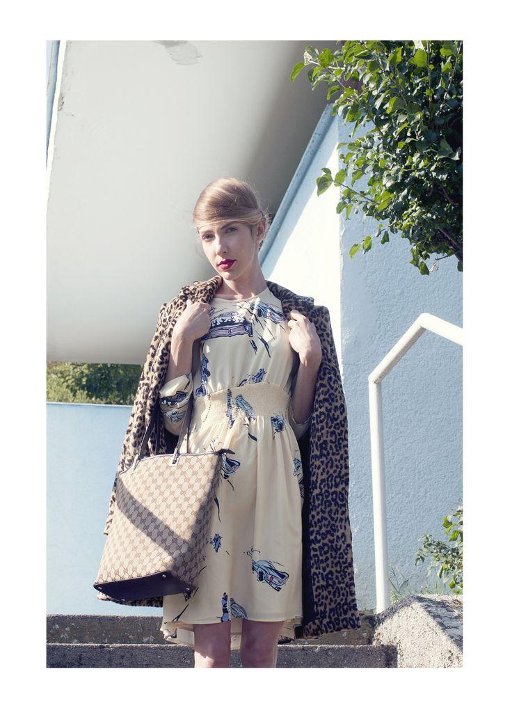 Project: Resort  Photo: Valentyna Janu Styling/MUA: Alice Reindlova Hair: Katerina Muratova Model: Marketa Hamadakova  http://projecttraining.tumblr.com/  #fashion #editorial #photoshooting #vintage #look #hair #hairstyling #styling #MUA #retro #70s