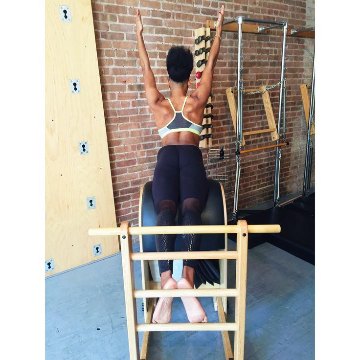Swan on the Ladder Barrel...