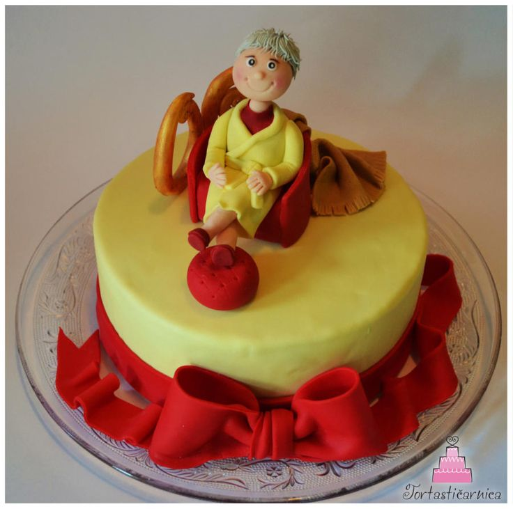 Cake for 90th birthday! - Cake by Nataša