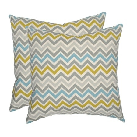 I pinned this Ariza Chevron Pillow in Summerland (Set of 2) from the Elisabeth Michael event at Joss and Main!