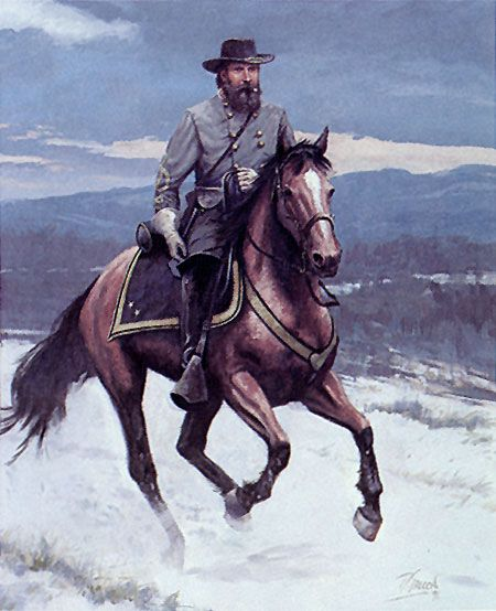 James Longstreet by Dale Gallon