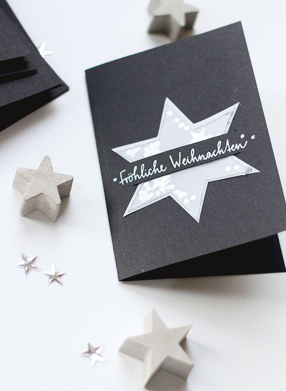 die besten 25 weihnachtskarten schreiben ideen auf. Black Bedroom Furniture Sets. Home Design Ideas
