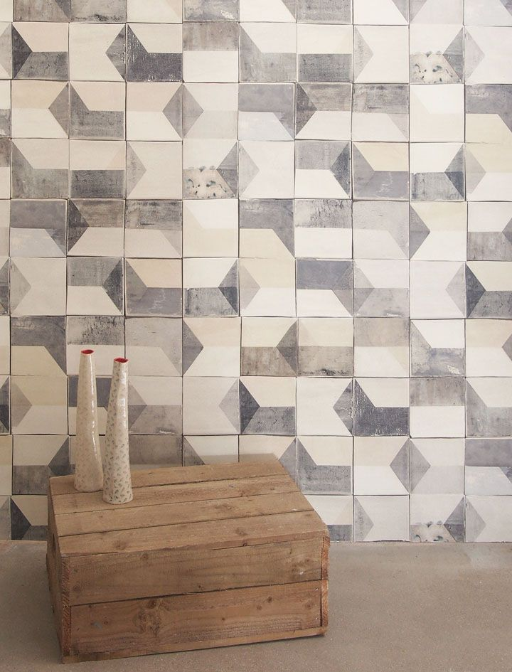 After Lowry tile wallpaper - Smink Things