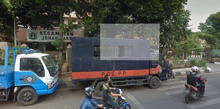Kantor UPPD Johar Baru di Kecamatan Johar Baru, Jl. Johar Baru Utara I No. 1, Johar Baru, Jakarta Pusat 10560