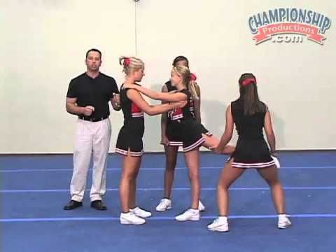 Winning it All! Volume 2 - The Basics for Partner Stunts & Transitions - Cheerleading -- Championship Productions, Inc.