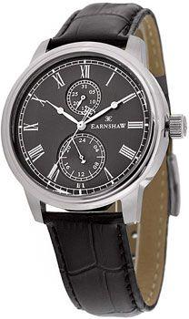 Часы  fashion наручные  мужские часы Thomas Earnshaw ES-8002-01. Коллекция Cornwall -71%