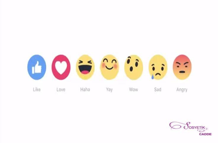 """Facebook son zamanlarda kullanıcıların kendi profillerini ve iletilerini kişiselleştirmelerini kolaylaştıracak yeni araçlar uygulamaya koydu. Sosyal paylaşım sitesinin Üst Yöneticisi Mark Zuckerberg, geçen ay """"beğenme"""" tuşunu kullanıma sokacaklarını açıklamıştı. Videoyu İzlemek İçin Linki Tıklayınız http://www.sosyetikcadde.com/facebookun-begen-butonuna-cesitli-yuz-ifadeleri-ekleniyor/"""