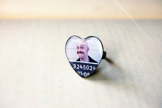 Michael Gordon Peterson aka Charles Bronson by Blingstopaythebills, €9.00