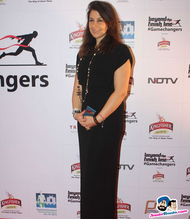 Beyond The Finish Line Press Launch -- Marion Bartoli Picture # 294320