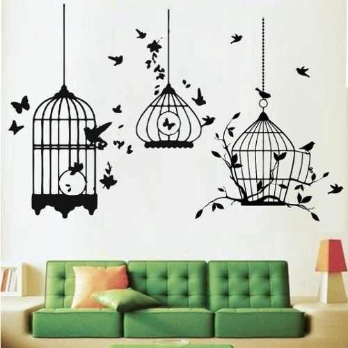 M s de 25 ideas incre bles sobre plantillas de pared rbol for Vinilos decorativos blancos