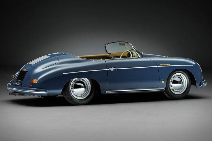 1957 Porsche 356A Speedster                              …