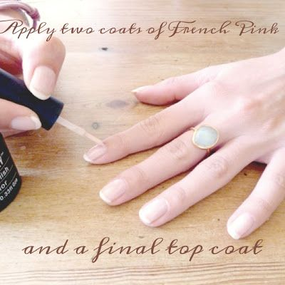 how to make your own gel nails