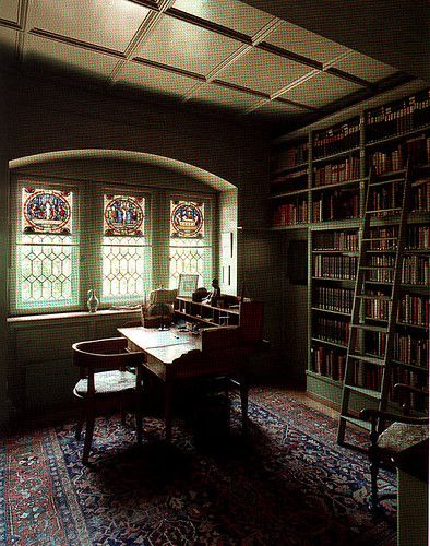 Carl Jung's Library