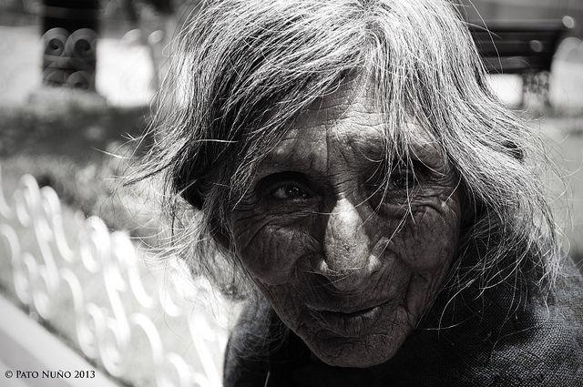 Retrato n.4 / Señora de Bolivia | Flickr: Intercambio de fotos