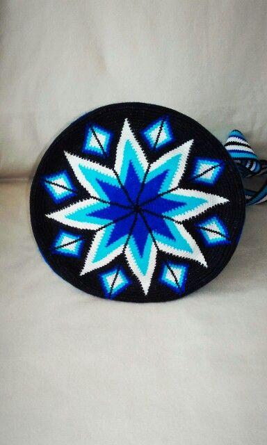 Mochila bag w moim wykonaniu :-)