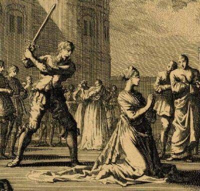 16~17世紀テューダー朝貴族女性。アン・ブーリン。 FrenchHood(フレンチフード)=女性の髪飾り。16~17世紀西ヨーロッパ。 フレンチフードは丸みを帯びた形状が特徴であるフード。髪形の上に着用され、背面に黒いベールが取り付けらている。着用時オデコは常時見えていた。 ヘンリー8世の2番目の妻であるアン・ブーリンがフランスから持ち帰り、イギリスに導入された(アンは新興富裕階級の純粋なイングランド人だが、フランスで教育を受けフランス宮廷に仕えていた)。 アンの死後、フレンチフードは後妻ジェーン・シーモアによって拒否・廃止されGableHoodへと変遷を遂げたが、ジェーンの死後、再びフレンチフードに戻った。映画「ブーリン家の姉妹」を観る - 夫婦で楽しむナチュラル スロー ライフ