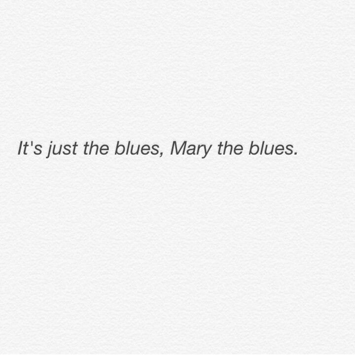 The Blues Mary lyrics by The Gaslight Anthem. Brian Fallon