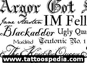 Best 25+ Free tattoo fonts ideas on Pinterest | Script tattoo ...